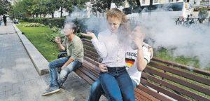При каких условиях и где можно парить электронные сигареты в общественных местах сегодня