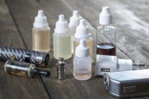 Жидкость для электронных сигарет без никотина