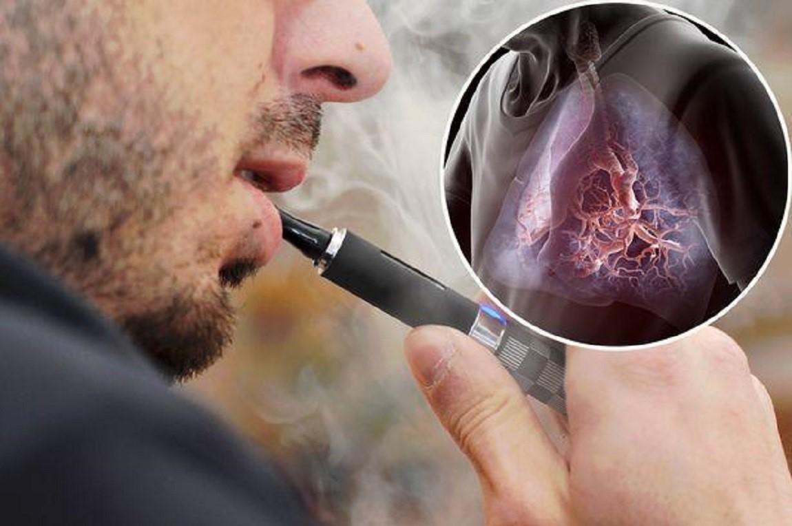 Вреден ли дым от электронной сигареты для окружающих